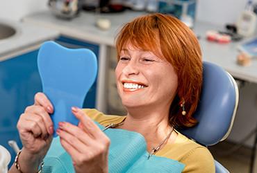 השתלת שיניים בלסת העליונה